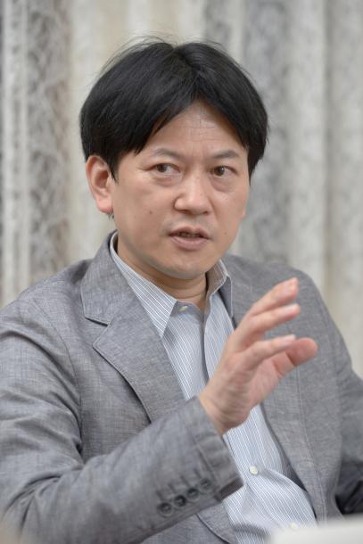 石川健治さん