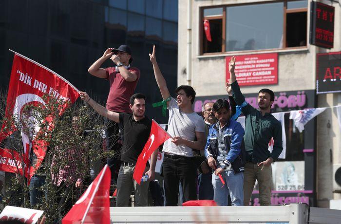 党の立て直し図るトルコ・エルドアン大統領