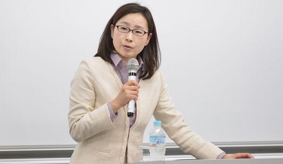 写真・図版:立憲デモクラシー講座・青井未帆教授