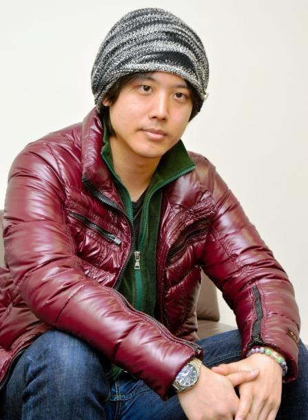 三浦祐太朗さん=2013年
