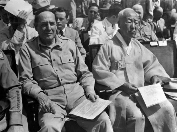 [3]朝鮮戦争前の韓国の混迷