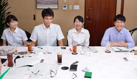 慶応大学生と考えるジャーナリズム