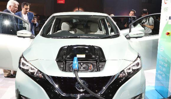 電気自動車とEV革命