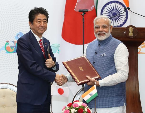 アジアの主導権を争う中国とインド