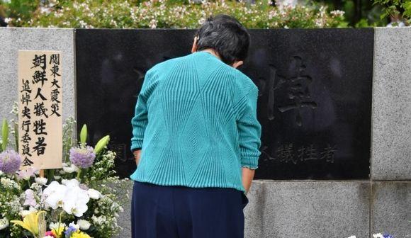 都知事が朝鮮人犠牲者追悼文をやめた理由