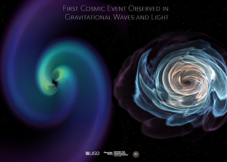 重力波天文学が始まった