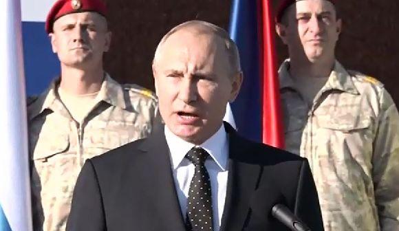 プーチン大統領の「最終決戦」