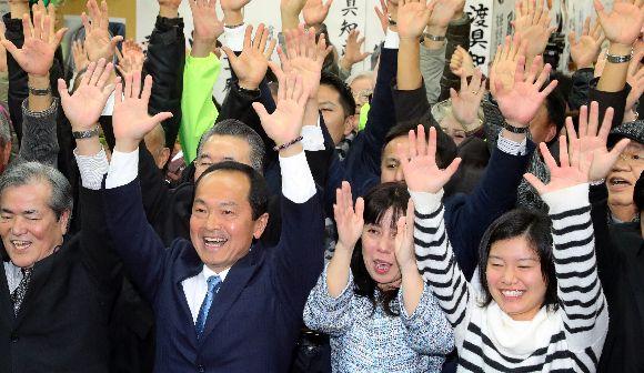 沖縄県名護市長選の結果が問いかける