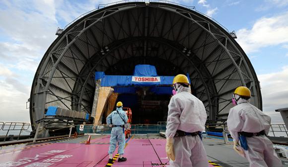福島第一原発事故から7年
