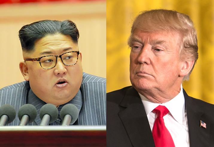 写真・図版 : 実現すれば史上初となる米朝首脳会談。5月末までの開催が検討されている