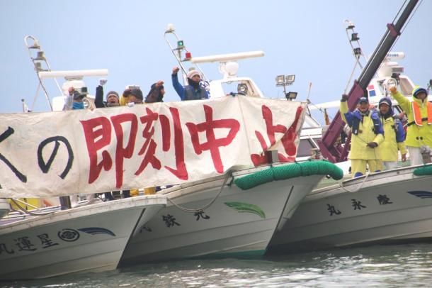 続・諫早湾干拓で漁民とともに反旗を翻す農民たち