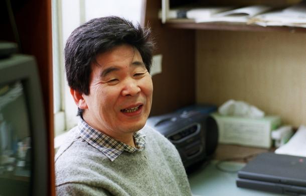 写真・図版 : 高畑勲さん=1999年