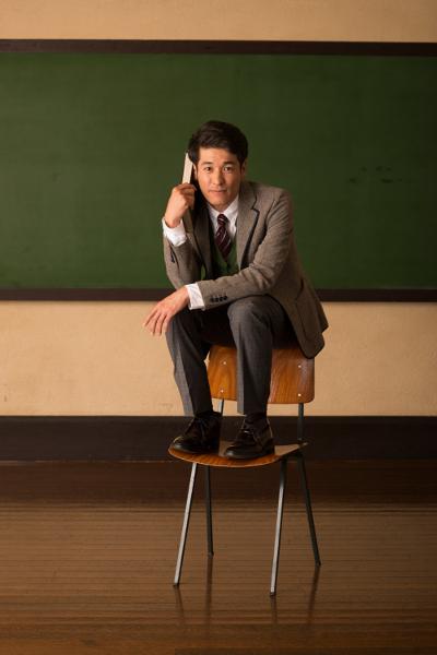 佐藤隆太主演、舞台『いまを生きる』
