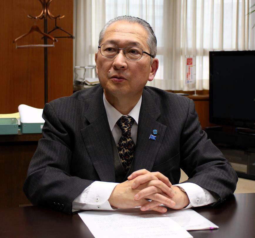 ④野党再編のキーマン 神津里季生・連合会長