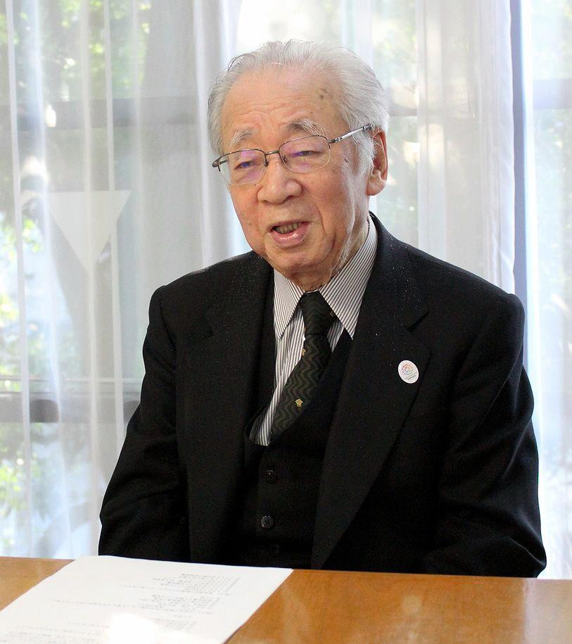 ⑤「日本と世界」に注視する作家、堺屋太一さん