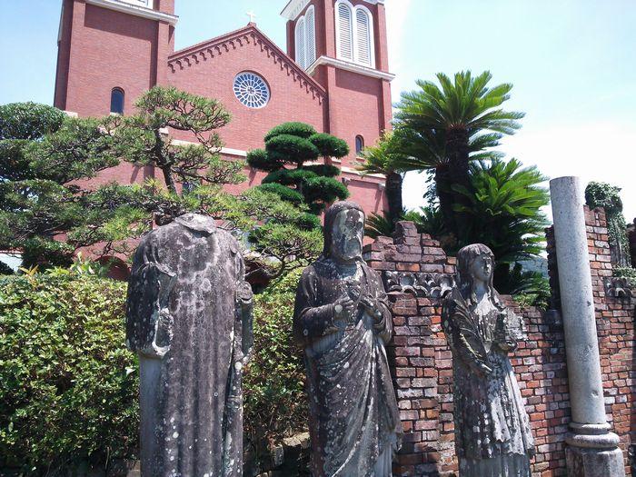 浦上天主堂はなぜ、世界遺産から抜け落ちたのか