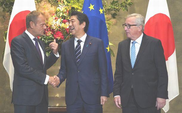 EUと連携し、トランプ支持層に打撃を