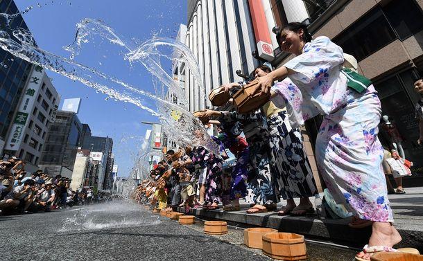 東京五輪まであと2年。日本社会は「猛暑」に踊らされ続ける