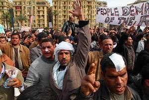 中東の民主化ドミノはありうるか