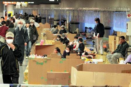 東日本大震災 被害甚大