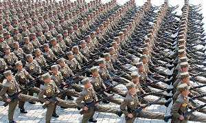 朝鮮人民軍は暴発するか?