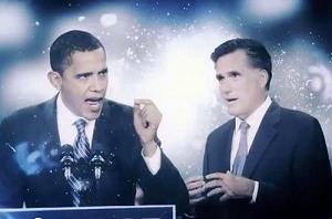 激戦のアメリカ大統領選