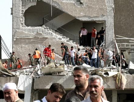 シリア大虐殺の真相