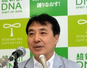 知事選出馬! 飯田哲也氏の戦略とは?