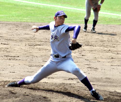 高校野球最速、「怪物」大谷翔平の実力