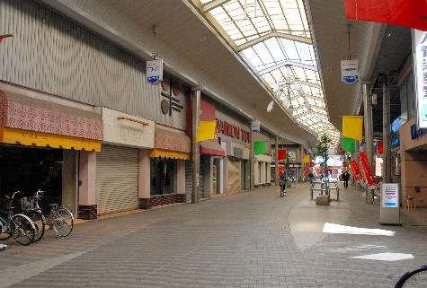 商店街という郷愁