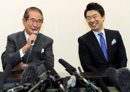 「日本維新の会」石原党首の危うさ
