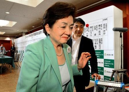 脱原発にまったく動じないニッポンの選挙