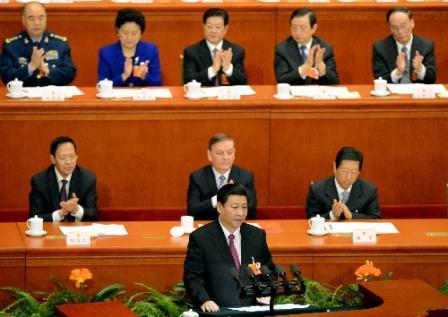 中国新指導部と中国経済の今後