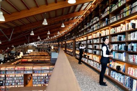 TSUTAYA図書館への違和感