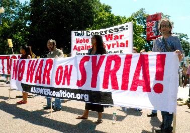 シリアは何も解決していない