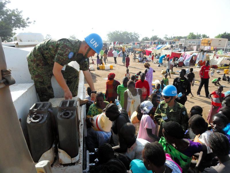 韓国軍への銃弾提供、PKOと自衛隊の難問