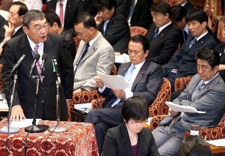 籾井会長はNHKトップに適任か
