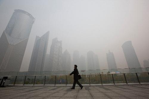 PM2.5の大気汚染と中国経済