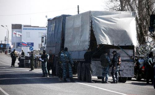 過小評価できないウクライナ危機
