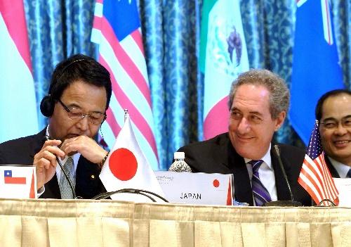 TPP交渉の妥結はいつか