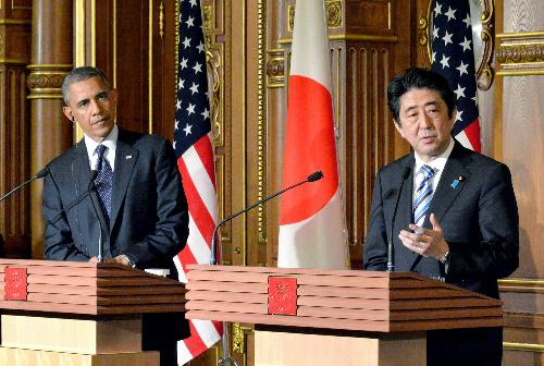 日米首脳会談でも妥結できないTPP