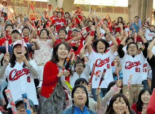 広島カープは優勝する!