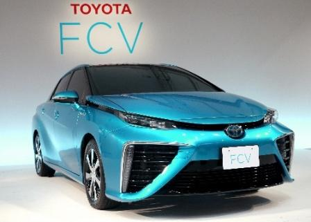 トヨタが「FCV」で加速する理由