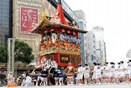 半世紀ぶりに大きく変わる祇園祭