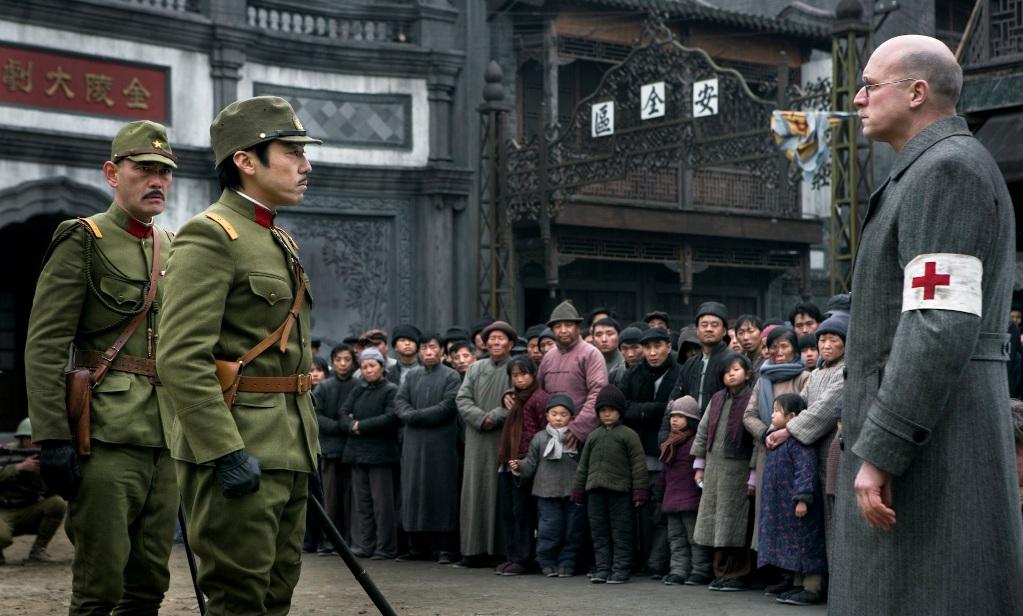 写真・図版:「南京事件」映画、上映の顚末